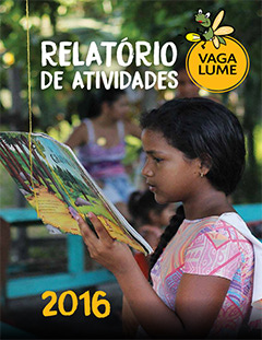 Capa do Relatório de Atividades 2016